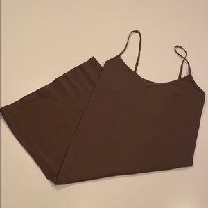 FP Intimately XS/S Bodycon Slip Dress